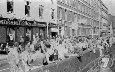 Canal Street, August Bank Holiday 1990